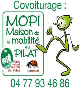 MOPI - Maison de la mobilité du Pilat
